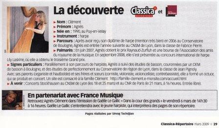 Classica Magazine