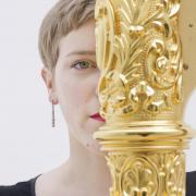 Agnes Clement, harpe