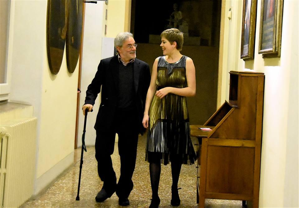 Mauro Bompani et Agnès Clément, Guiventù Musicale d'Italia