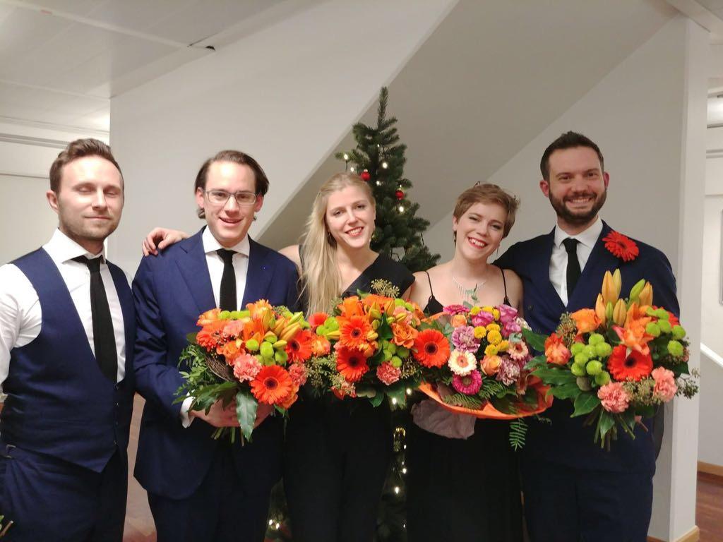 Agnes clement doric quartet deutschlandfunk