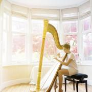 Agnès clément harpe