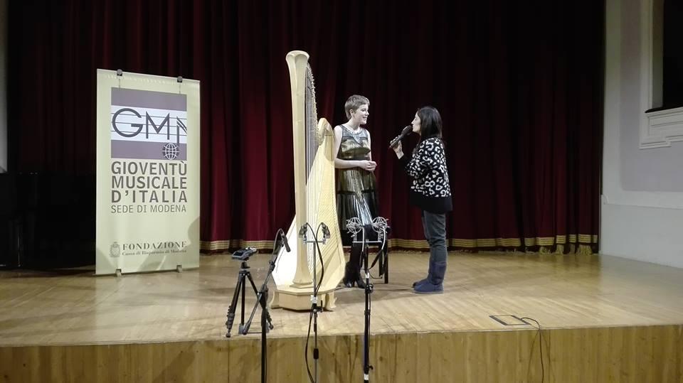 Agnès Clément, Guiventù Musicale d'Italia