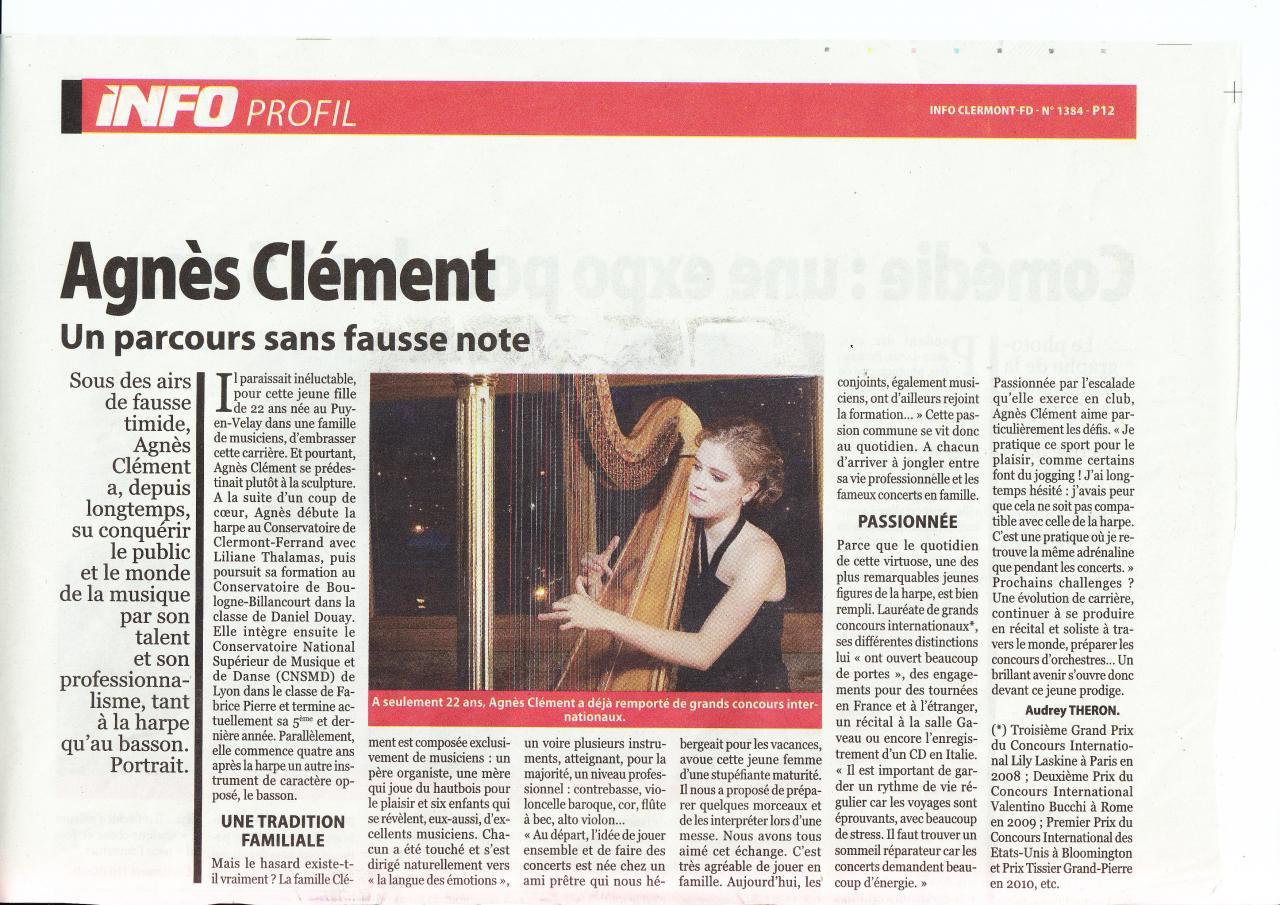 INFO - Clermont Ferrand