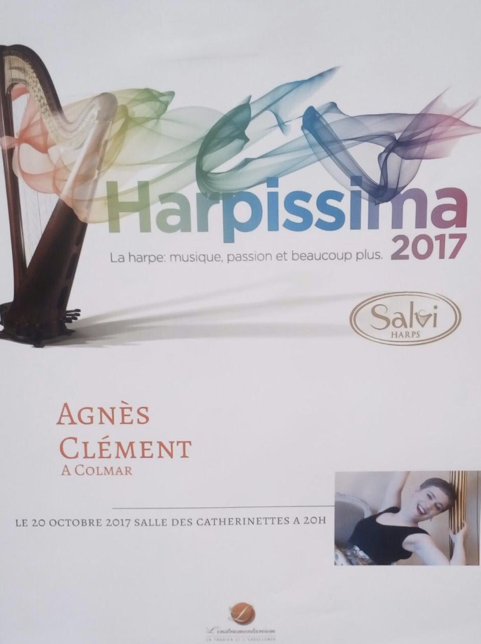 Harpissima agnes clement